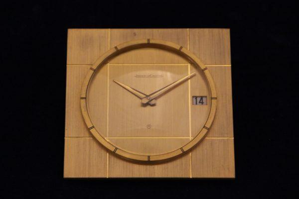 Desk top clock Jaeger Lecoultre
