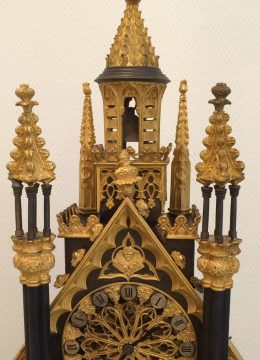 Pendule Cathedrale ca.1835