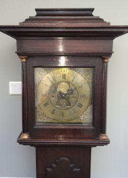 Engelse staande klok ca. 1760