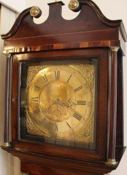 Engelse staande klok ca. 1775