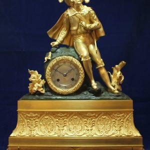 Pendule Louis Philippe ca. 1840