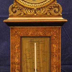 Pendule Thermometer ca. 1880