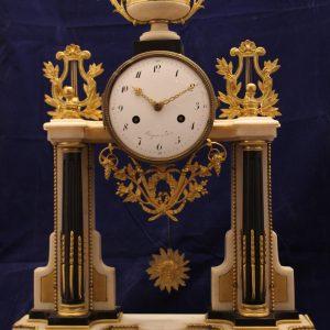 Portico Pendule Louis XVI